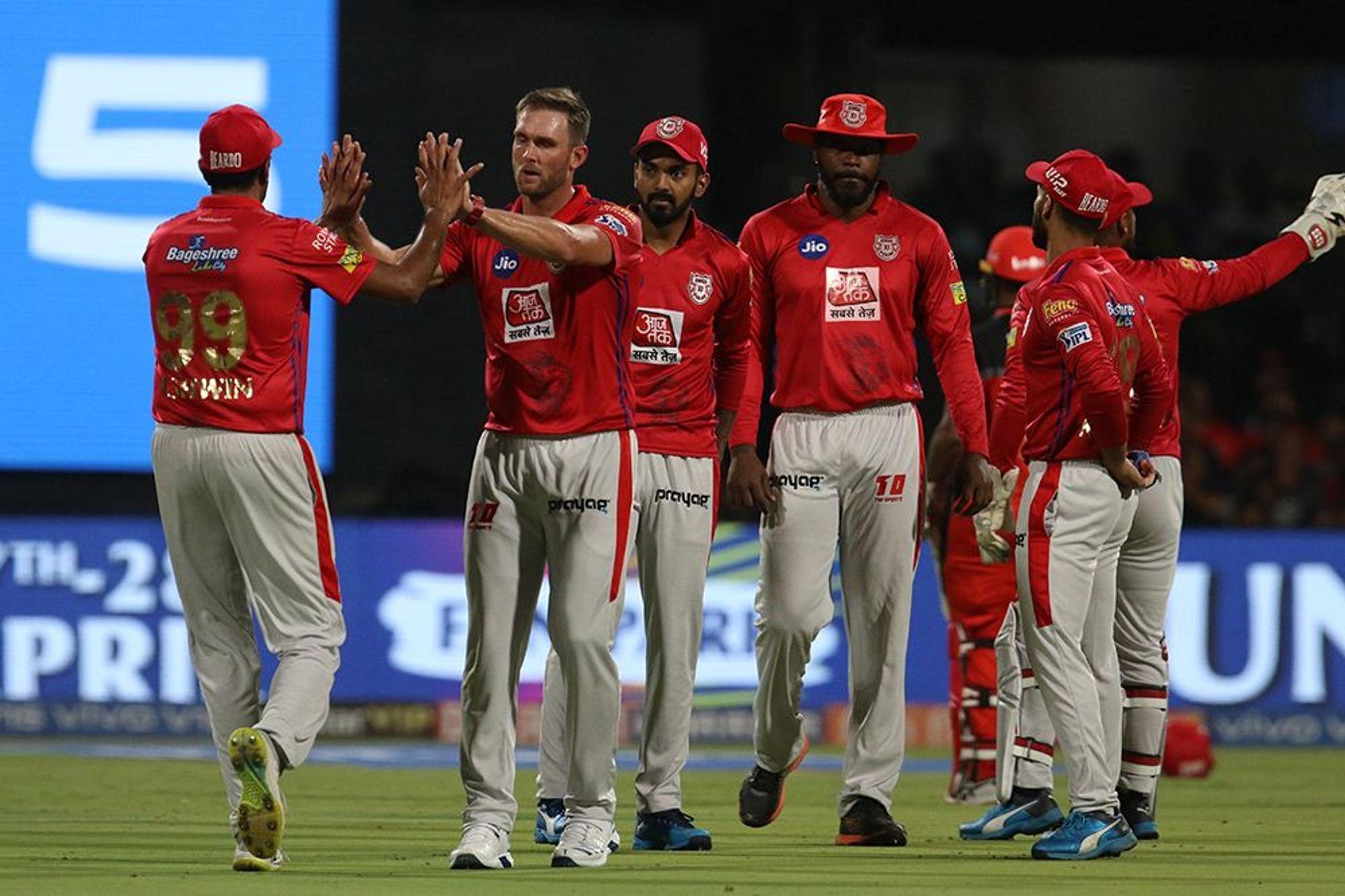 रॉयल चैलेंजर्स बैंगलोर के खिलाफ किंग्स इलेवन पंजाब की हार के ये रहे 3 प्रमुख कारण
