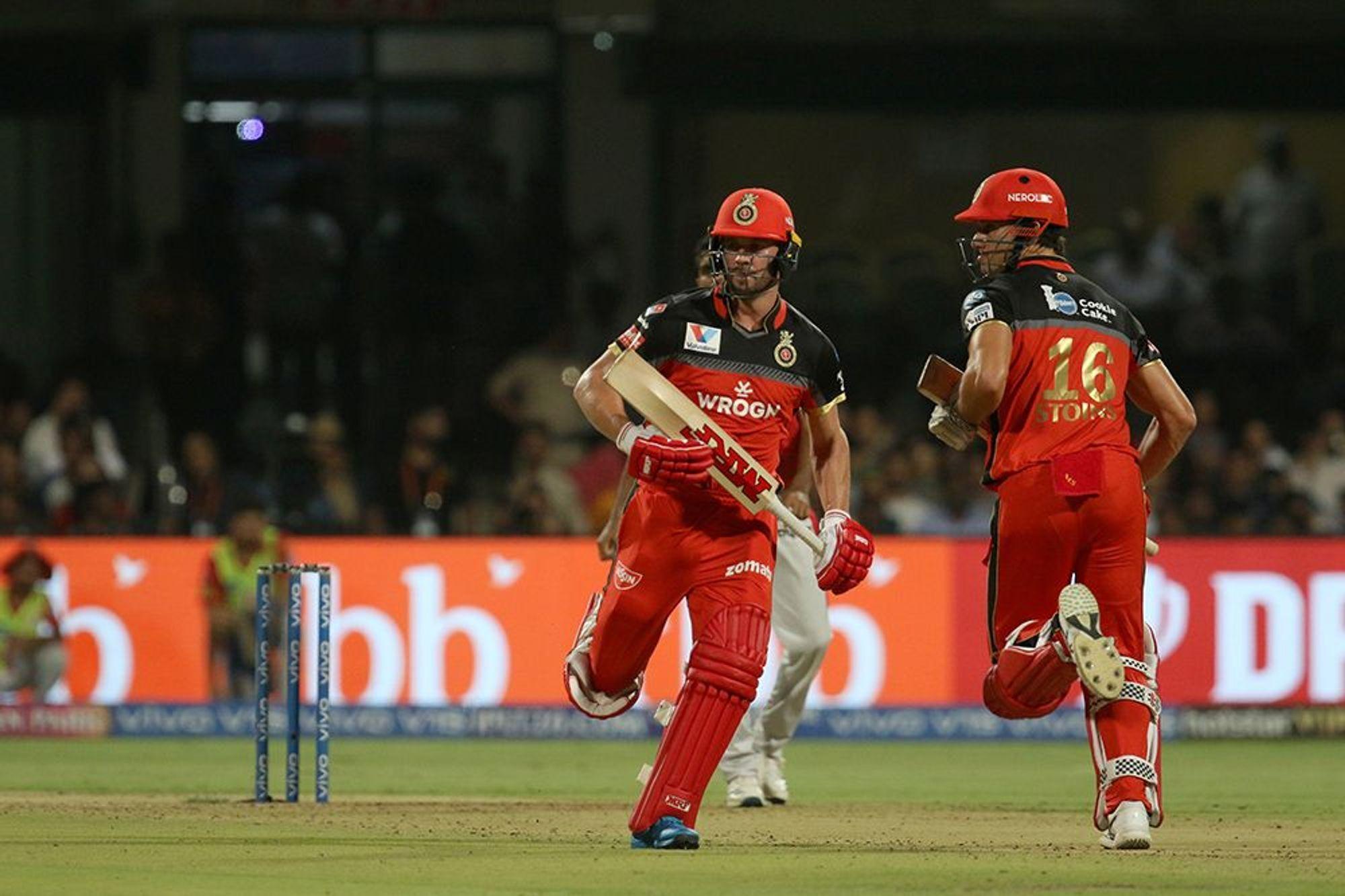 रॉयल चैलेंजर्स बैंगलोर के खिलाफ किंग्स इलेवन पंजाब की हार के ये रहे 3 प्रमुख कारण 3