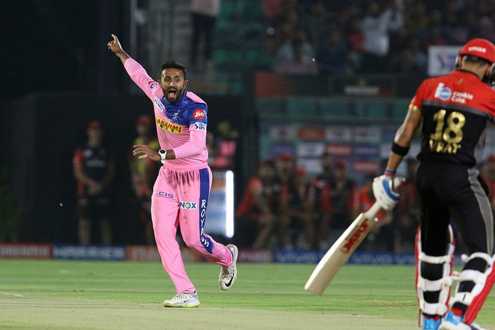 रॉयल चैलेंजर्स बैंगलौर की पारी खत्म, ट्विटर पर छाए श्रेयस गोपाल वहीँ विराट कोहली का उड़ा मजाक 63