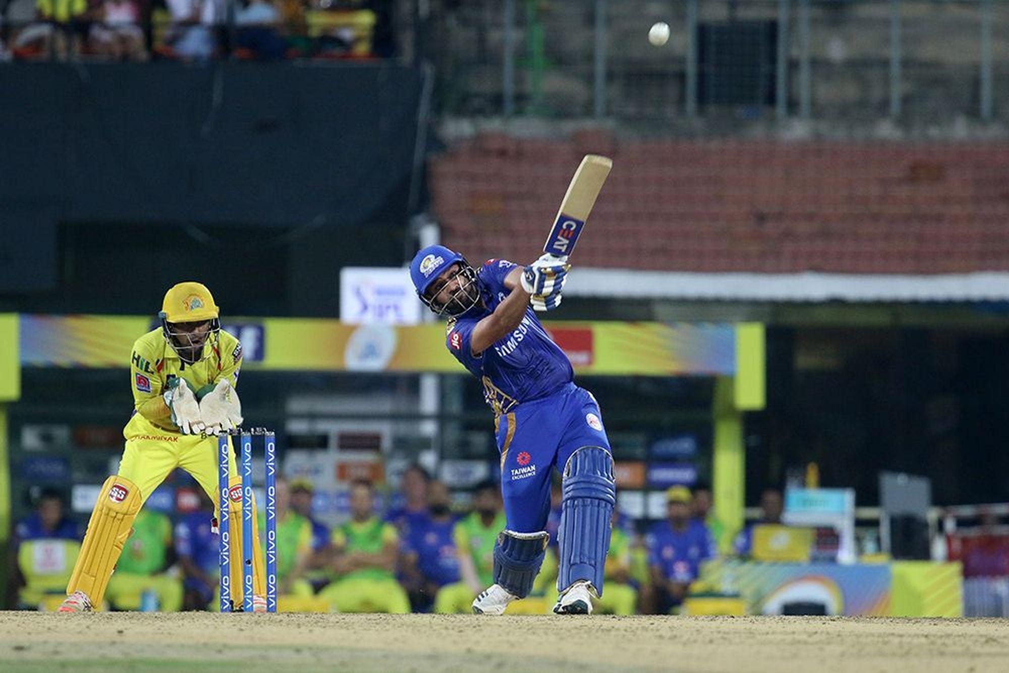 CSKvsMI: रोहित शर्मा की ट्विटर पर धूम, जमकर उड़ा इस खिलाड़ी का मजाक