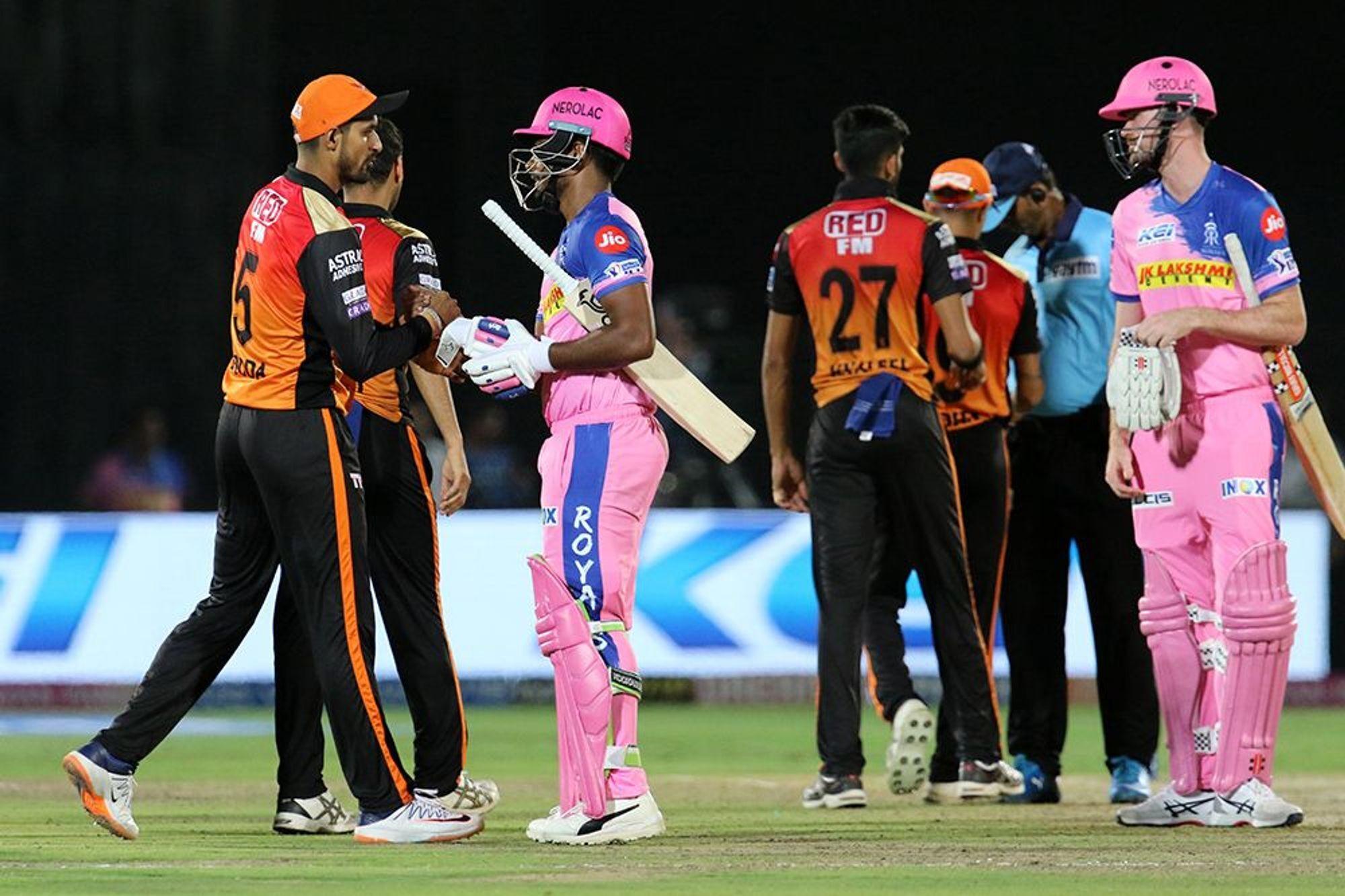 राजस्थान रॉयल्स के खिलाफ सनराइजर्स हैदराबाद की हार के ये रहे तीन प्रमुख कारण 1