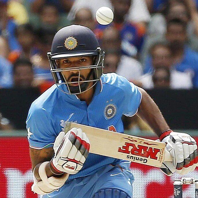 इस वजह से शिखर धवन की जगह नहीं मिलेगा भारतीय टीम को कोई भी रिप्लेसमेंट!