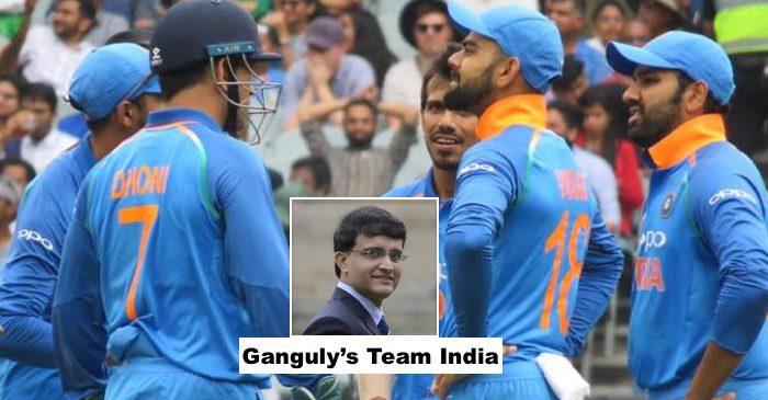 सौरव गांगुली ने चुनी विश्वकप 2019 के लिए भारतीय टीम, सभी को चौंकाते हुए इस खिलाड़ी को दी टीम में जगह