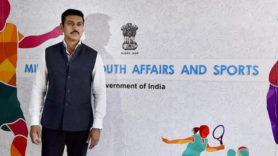 The time for Indian sports to be established around the world: Rathore