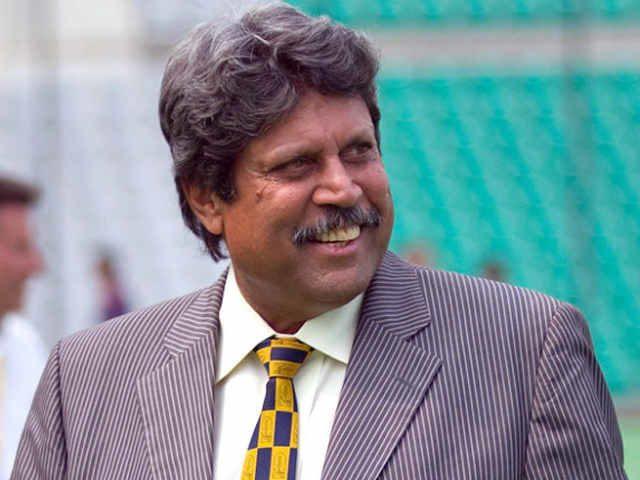 आईसीसी विश्व कप 2019 के लिए कपिल देव ने चुनी अपनी भारतीय टीम, युवा बल्लेबाज को जगह 12
