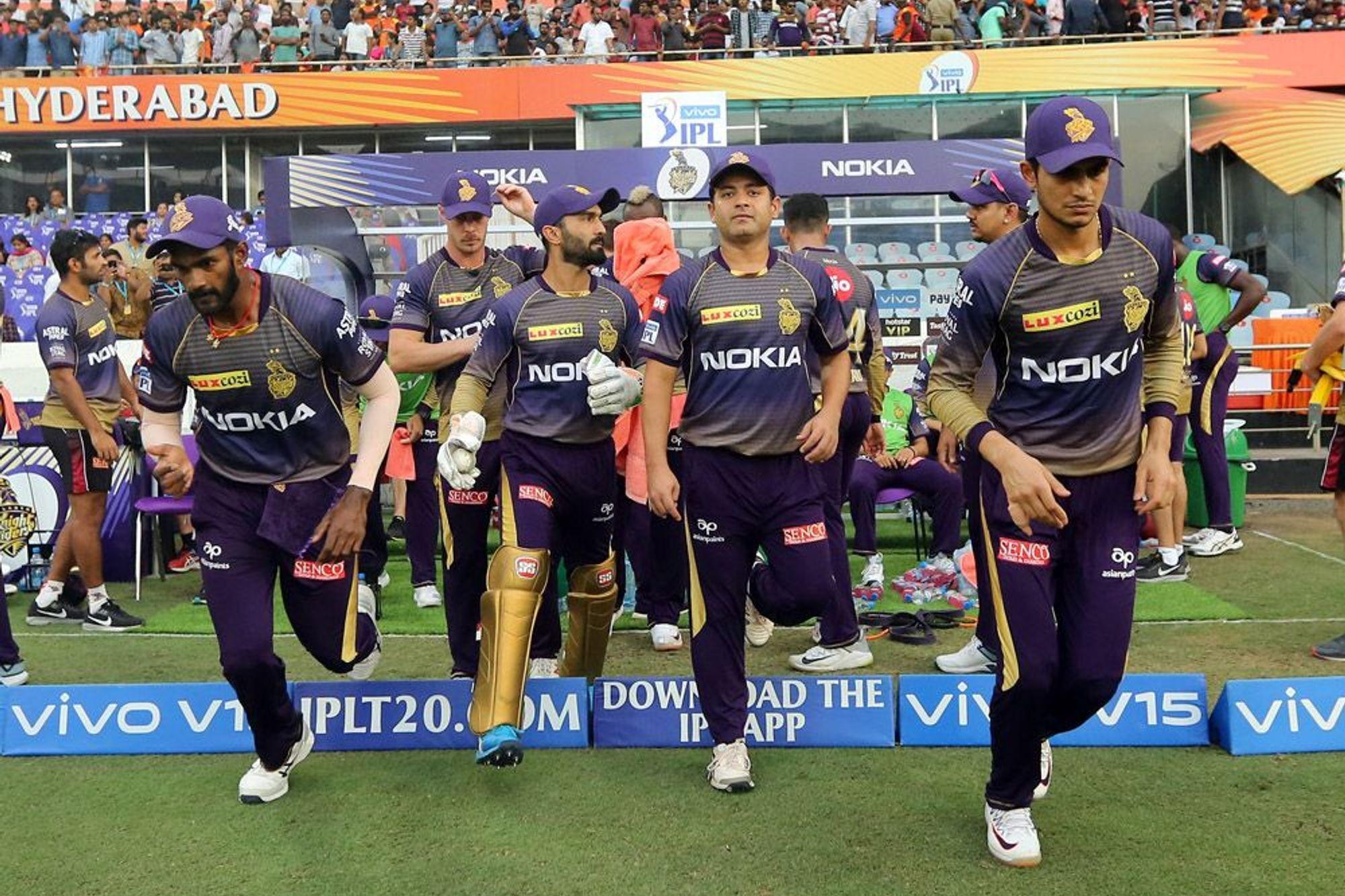 IPL 2019: सनराइजर्स हैदराबाद के खिलाफ कोलकाता नाईट राइडर्स की हार के ये रहे 3 प्रमुख कारण 13