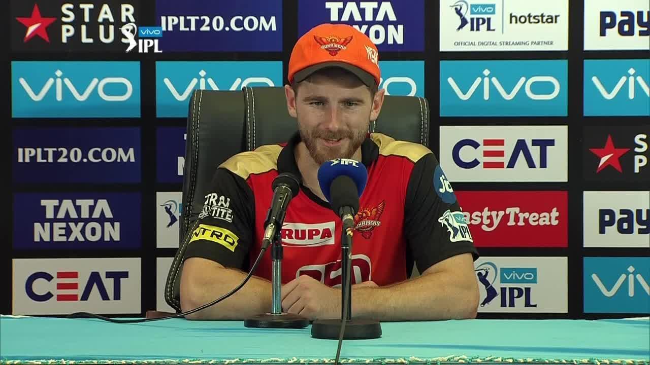 RRvsSRH: केन विलियमसन ने बताई वो वजह जिस वाजह से मिली सनराइजर्स हैदराबाद को हार 6