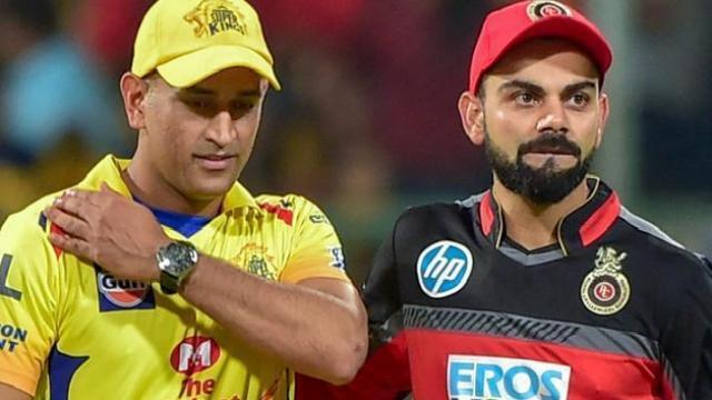 IPL 2019- क्या होता अगर विराट कोहली की जगह महेंद्र सिंह धोनी होते रॉयल चैलेंजर्स बैंगलोर के कप्तान? ये होते बदलाव 5