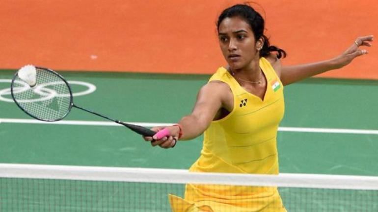 Badminton: Sindhu made it to the Singapore Open quarter-finals