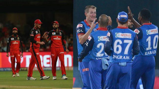 IPL 2019(RCB vs DC): दिल्ली कैपिटल्स ने टॉस जीतकर चुनी गेंदबाजी, इन 11 खिलाड़ियों के साथ उतरी दोनों टीम 1