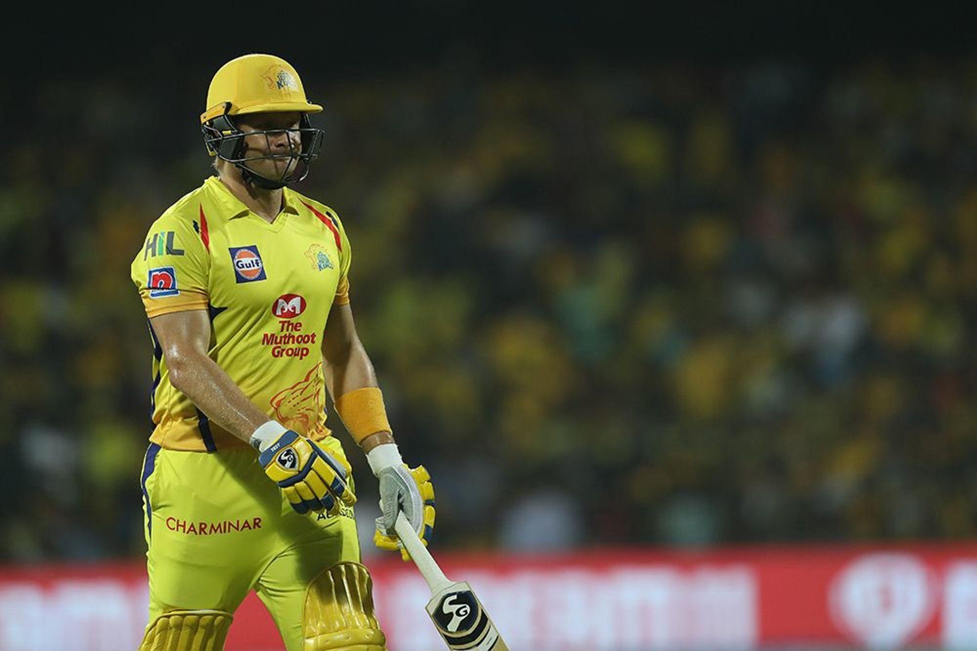"""""""शेन वॉटसन ने चेन्नई सुपर किंग्स के लिए पहले अच्छा खेला है लेकिन अब आगे बढ़ने की जरूरत"""" 26"""