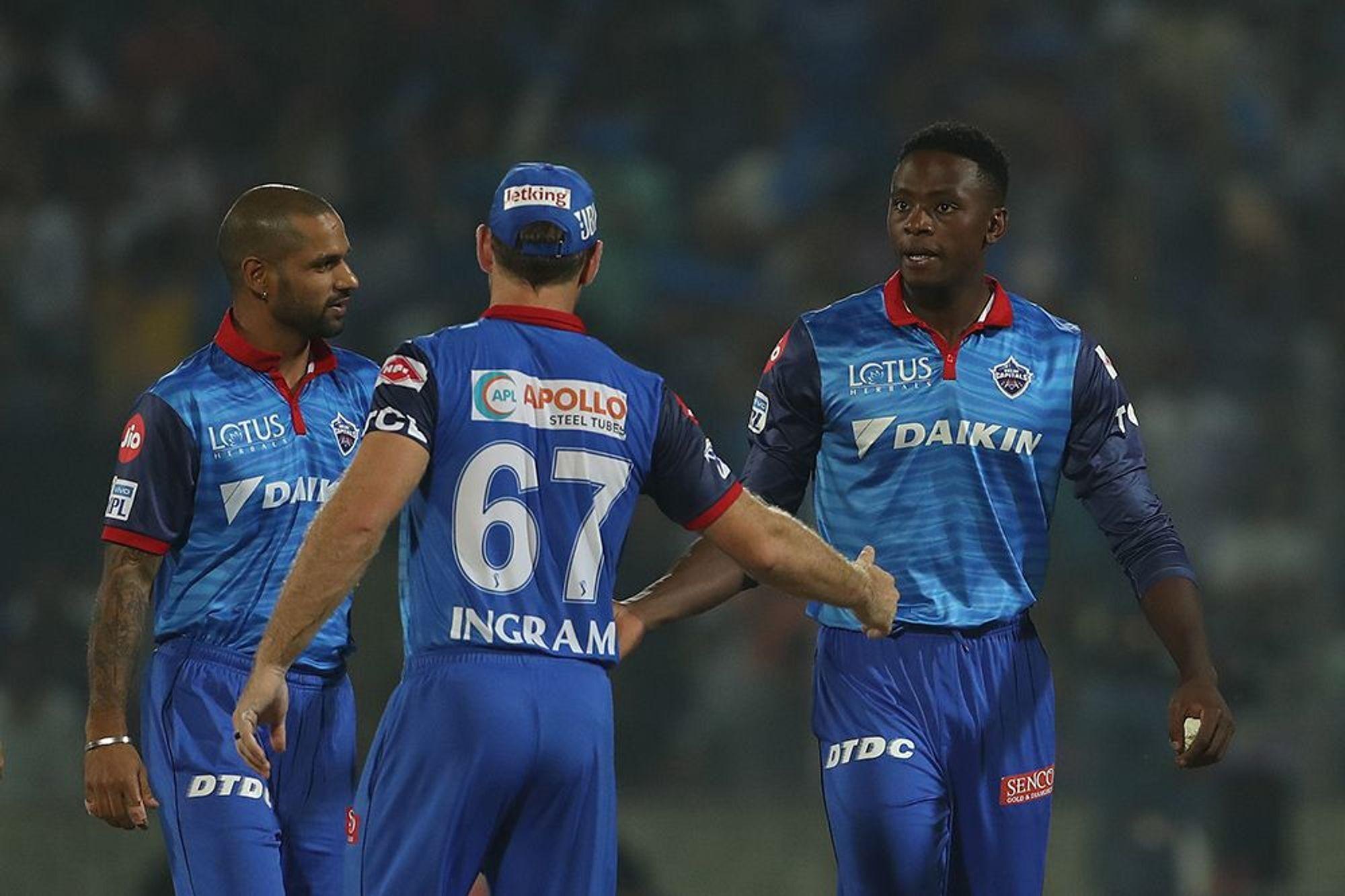 SRHvsDC :  मैच में बने 8 रिकार्ड्स, कगिसो रबाडा ऐसा करने वाले बने पहले गेंदबाज