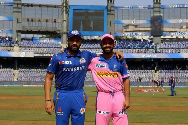 आईपीएल-12 : आज मुंबई से भिड़ेगी राजस्थान
