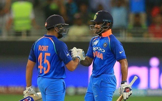 CWC19- वार्मअप मैचों में रोहित शर्मा और शिखर धवन की नाकामी के बाद ये क्या कह गए कप्तान विराट कोहली 3