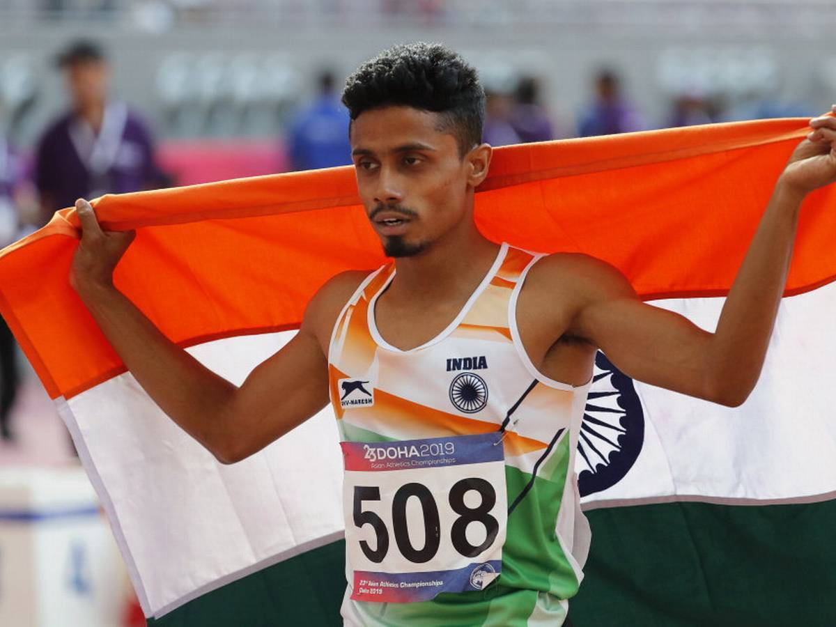 Asian Athletics: Siritaben and Jabir Live Bronze Medal