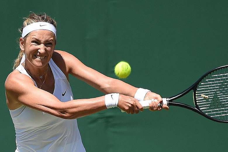 Women's Tennis: Azarenka for the first time in 3 years