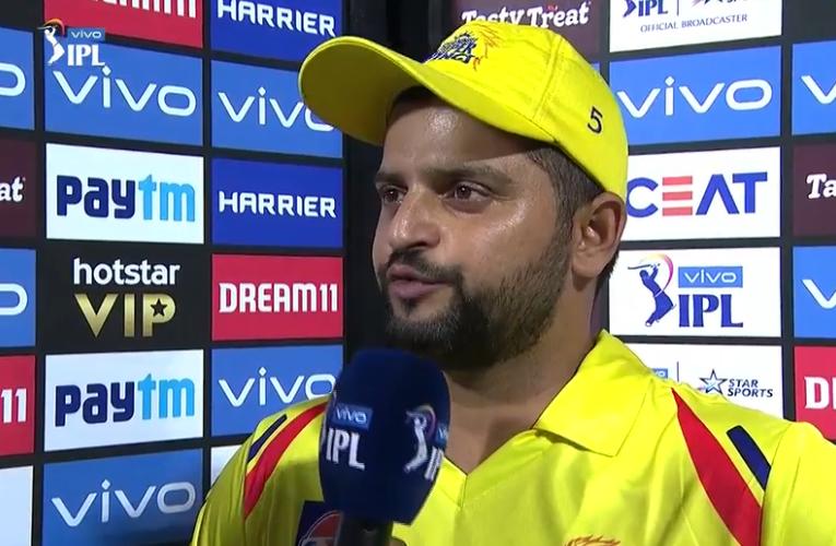 SRHvsCSK: चेन्नई सुपर किंग्स की हार के बाद सुरेश रैना ने इन्हें ठहराया जिम्मेदार 29