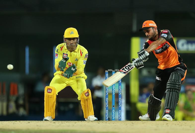 इन तीन बड़ी गलती के कारण चेन्नई सुपर किंग्स के खिलाफ हारी सनराइजर्स हैदराबाद 1