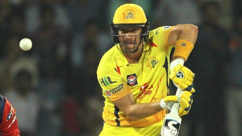 IPL-12: Chennai Playoff in Watson's Explosive