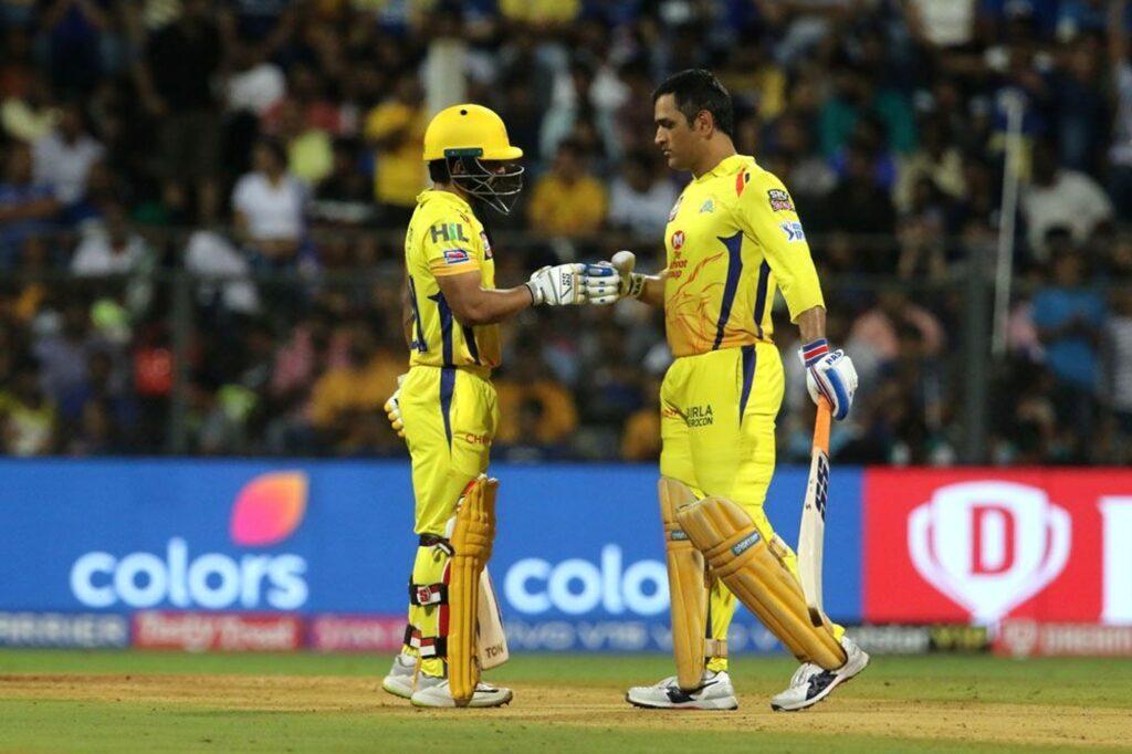 MIvsCSK: महेंद्र सिंह धोनी की एक छोटी सी गलती से चेन्नई सुपर किंग्स को मिली सीजन की पहली हार 4