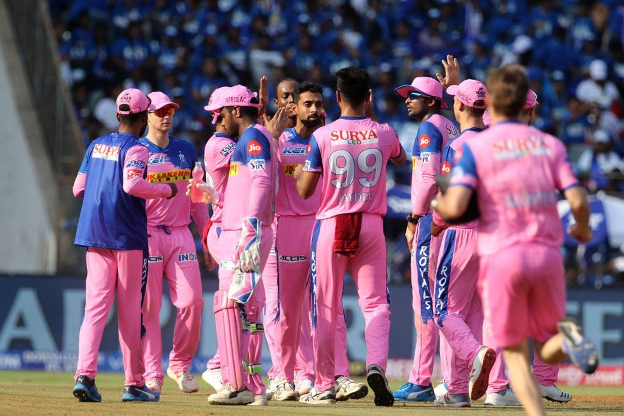 RRvsSRH: सनराइजर्स हैदराबाद के खिलाफ इन 4 बड़े बदलावों के साथ उतर सकती हैं राजस्थान रॉयल्स 45