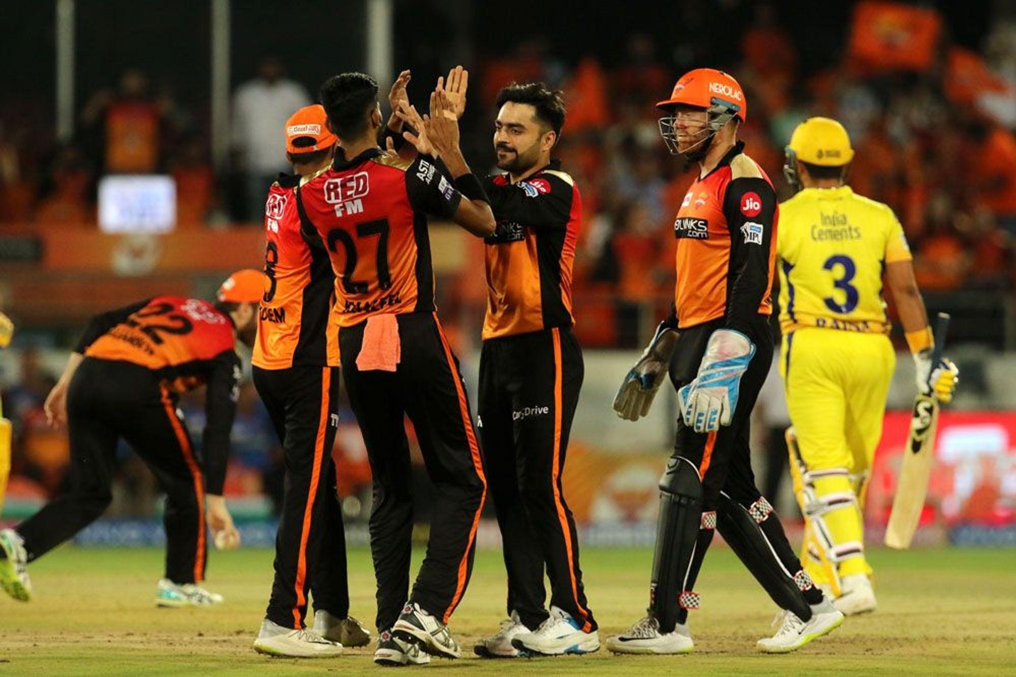 इन तीन बड़ी गलती के कारण चेन्नई सुपर किंग्स के खिलाफ हारी सनराइजर्स हैदराबाद