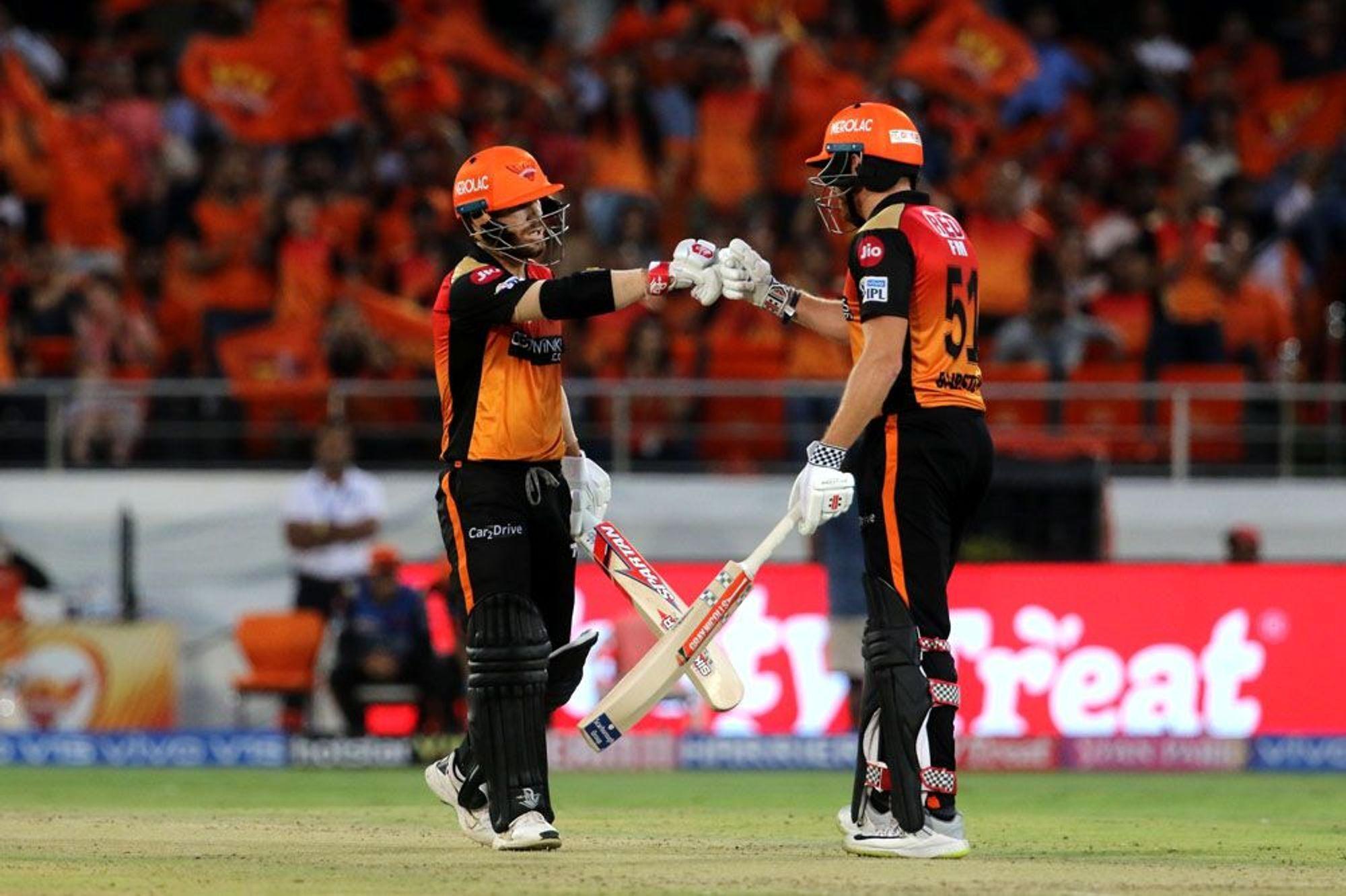 SRHvsKKR: एक बार फिर बोला वार्नर-बैरेस्टो का बल्ला, हैदराबाद की जीत के बाद ट्विटर पर छाए 26