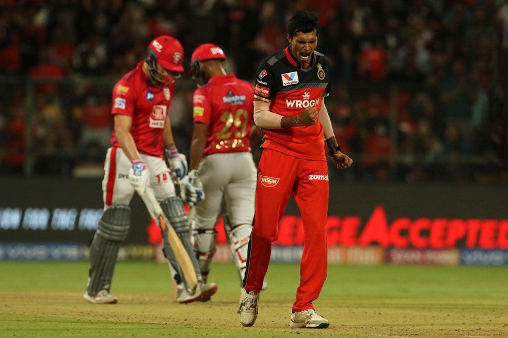 रॉयल चैलेंजर्स बैंगलोर के खिलाफ किंग्स इलेवन पंजाब की हार के ये रहे 3 प्रमुख कारण 2