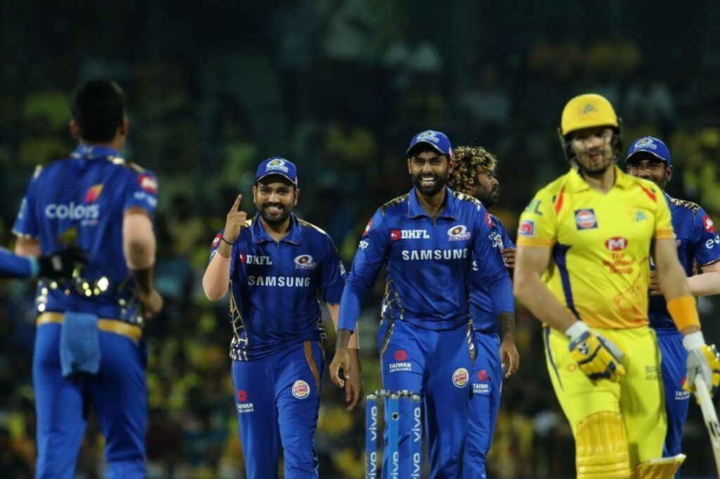 आईपीएल 2019: पॉइंट्स टेबल में पहले स्थान पर होने के बावजूद भी चेन्नई सुपर किंग्स के नाम पर दर्ज हैं यह शर्मनाक रिकॉर्ड 1