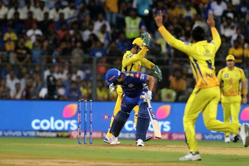 MIvsCSK: महेंद्र सिंह धोनी की एक छोटी सी गलती से चेन्नई सुपर किंग्स को मिली सीजन की पहली हार 1