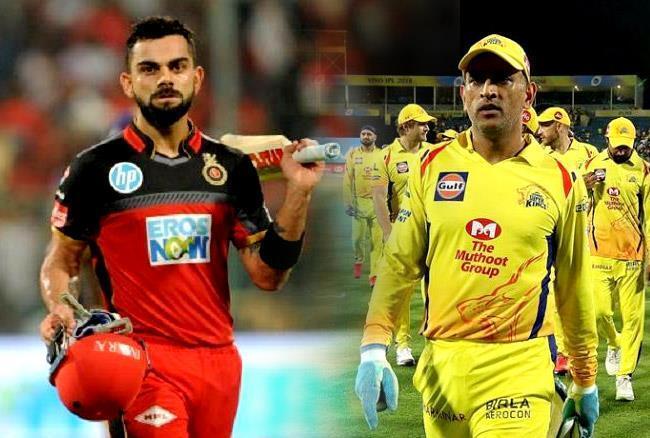 IPL 2019- क्या होता अगर विराट कोहली की जगह महेंद्र सिंह धोनी होते रॉयल चैलेंजर्स बैंगलोर के कप्तान? ये होते बदलाव 1