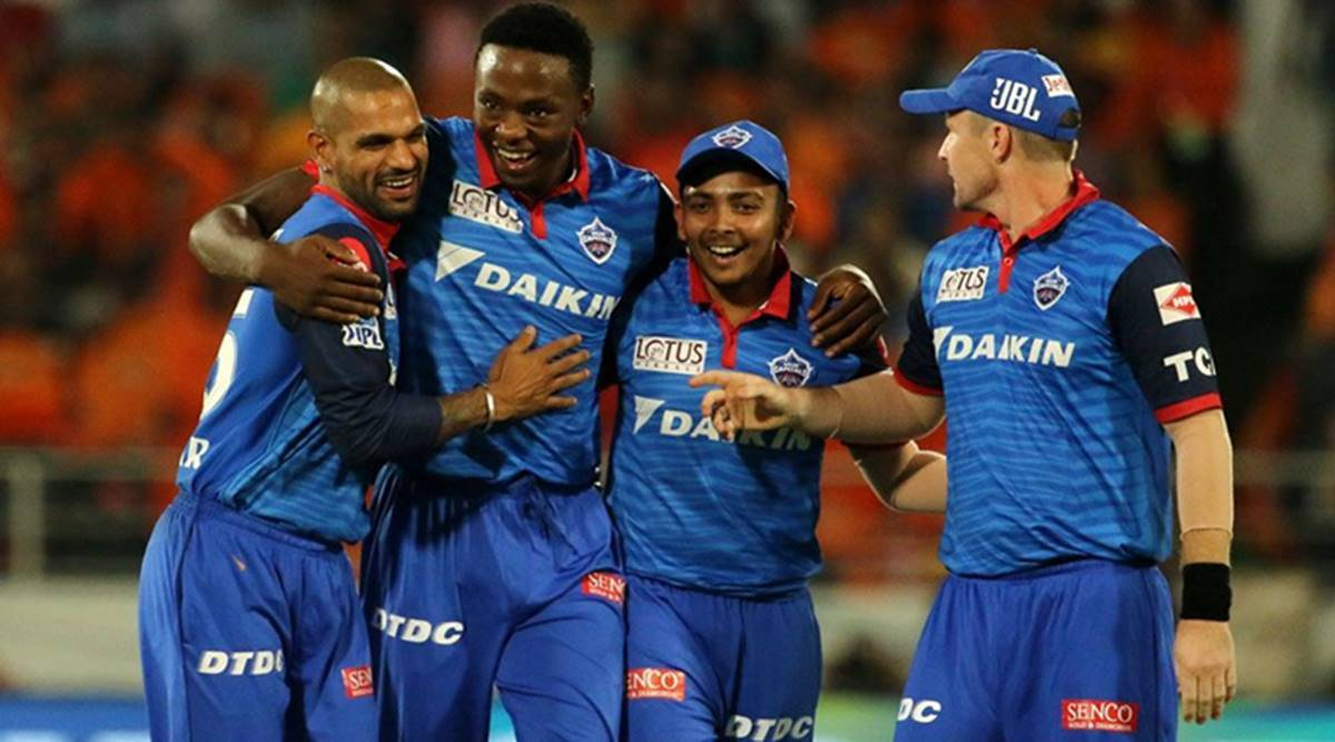 आईपीएल-12 : आज मुंबई का सामना करेगी दिल्ली