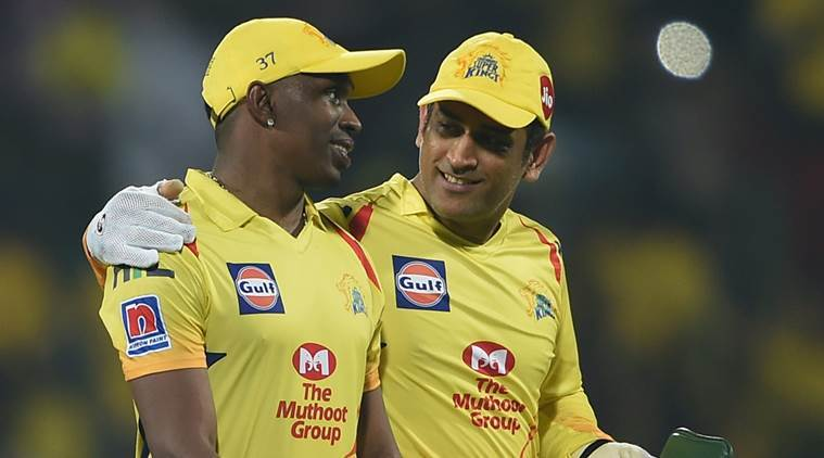 क्या महेन्द्र सिंह धोनी खेलेंगे टी-20 विश्व कप या नहीं? ड्वेन ब्रावो ने दिया जवाब 1