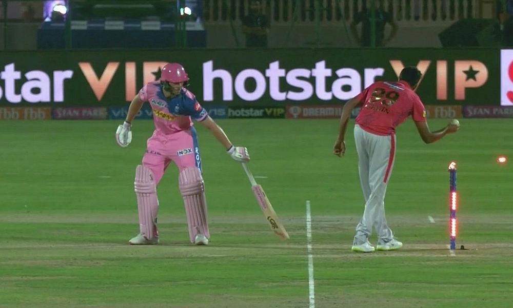 Kohli reminds Ashwin of Mankad run out