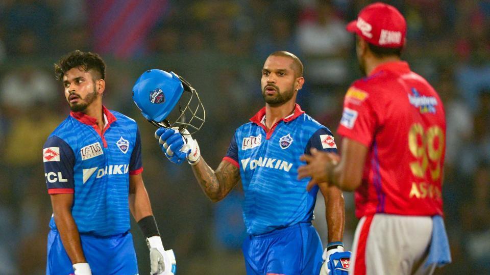 Dhawan is helping us play fearlessly: Shreyas Iyer