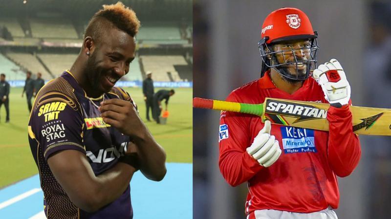 क्रिस गेल के अलावा इस भारतीय खिलाड़ी के बल्लेबाजी के प्रशंसक हैं आंद्रे रसेल