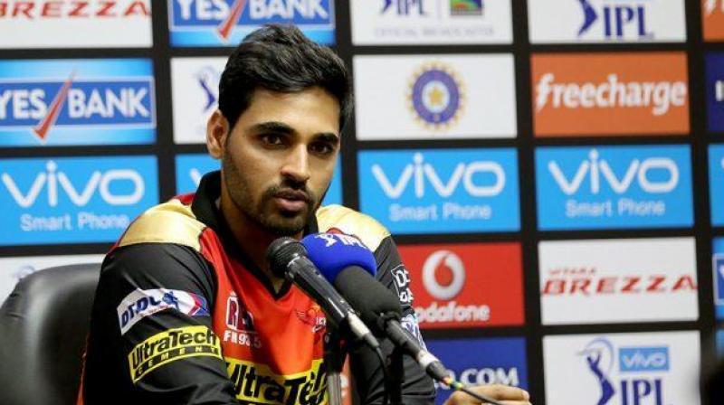 CSKvsSRH: हार के बाद भुवनेश्वर कुमार ने कही वो बात जिस वजह से हैदराबाद ने गंवाया मैच