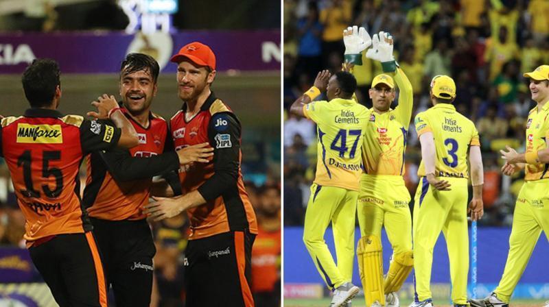 SRHvsCSK: चेन्नई सुपर किंग्स ने जीता टॉस, दोनों टीमों में बड़े बदलाव 45