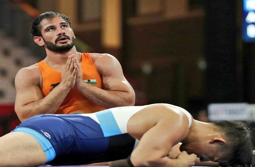 Asian wrestling: Harpreet and Gyanendra win medals in Greco Roman