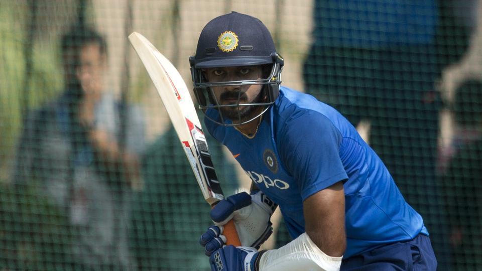 विराट कोहली ने अब खुद बताया क्यों अंबाती रायडू को नजरअंदाज कर विजय शंकर को मिला विश्वकप टीम में जगह 2