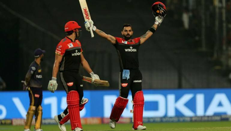 IPL-12: Rana, Russell's innings, Bangalore outright lost