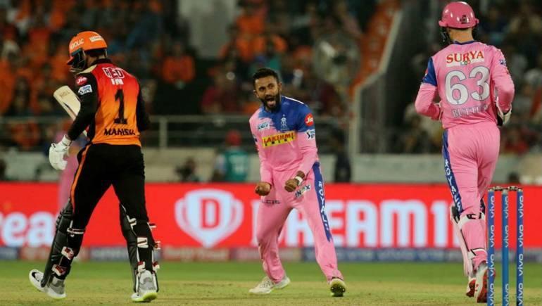 आईपीएल 2019: हैट्रिक लेने के बाद भी खुद से खफा नजर आये श्रेयस गोपाल, मैच के बाद बयां किया अपना दर्द 2