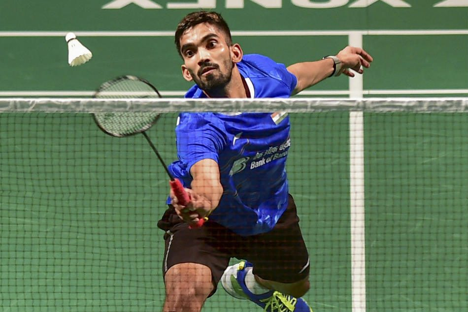 Badminton: Srikanth reached the quarterfinals of Malaysia Open, Sindhu out