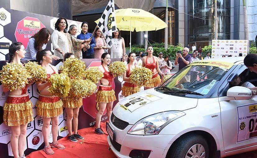 Deepa Damodaran saved JK Rally to the Valley title