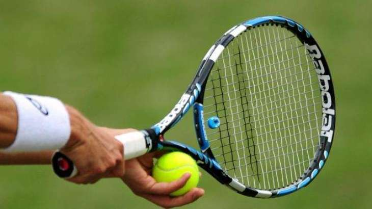 Tennis: defeating Sahni in the next round