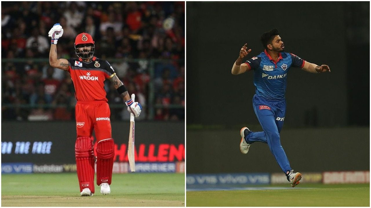 DDvsRCB: दिल्ली से मिली पिछली हार का बदला लेने के लिए मैदान पर उतरेगी विराट एंड कंपनी, दोनों टीमों के यह 11 खिलाड़ी बना सकते हैं अंतिम एकदाश में अपना स्थान