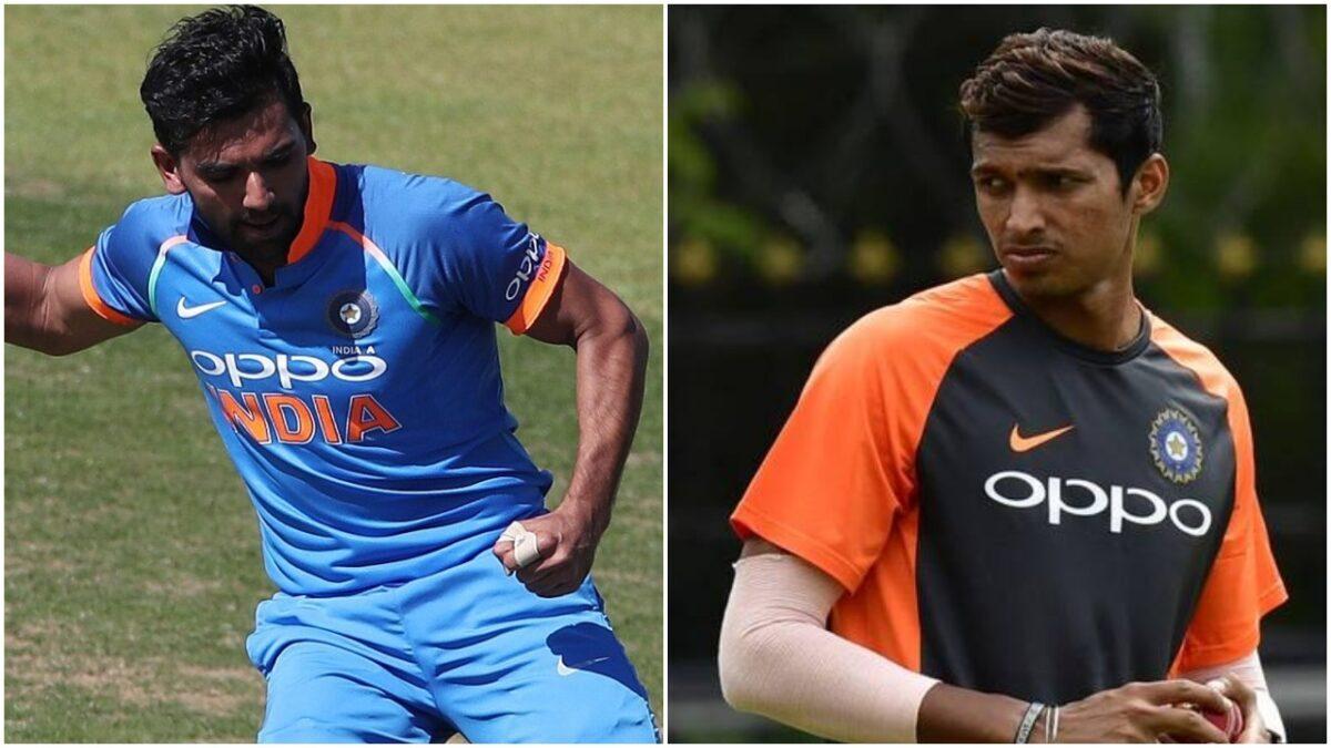 CWC 2019: भारतीय टीम के नेट्स गेंदबाज दीपक चाहर और नवदीप सैनी ने बताया, कैसे करेंगे टीम की मदद
