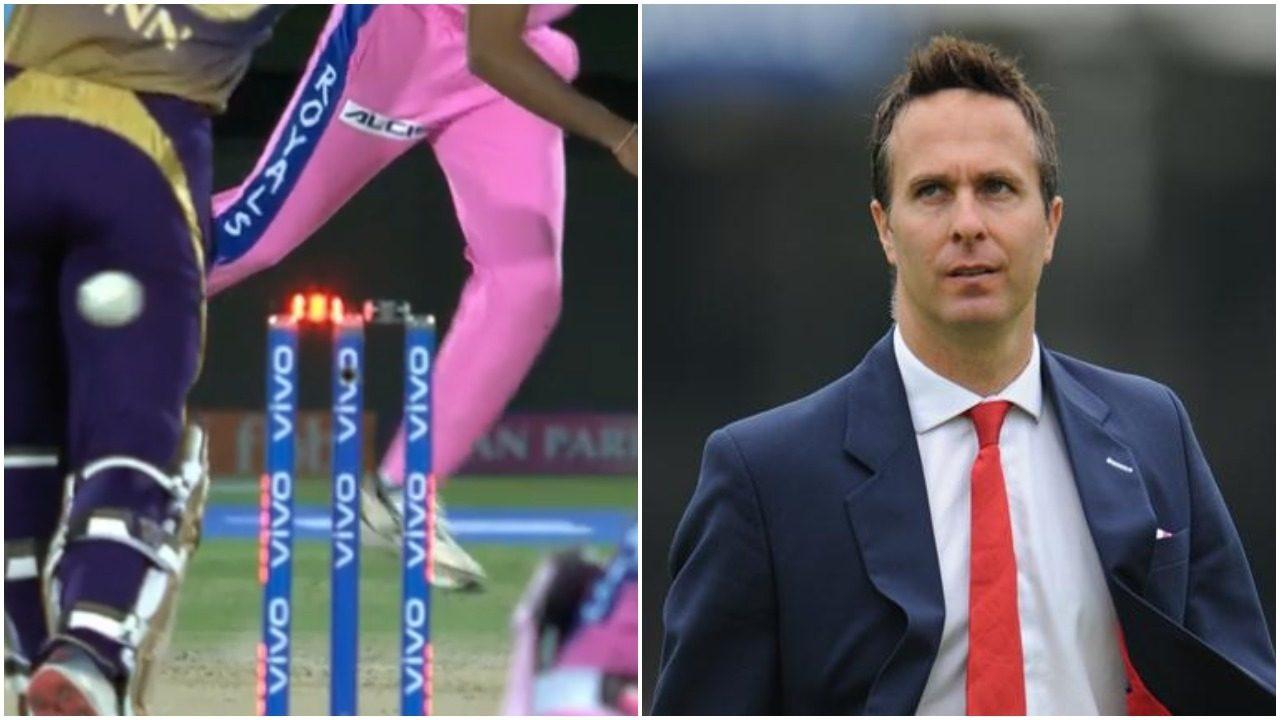 IPL 2019: गेंद लगने के बावजूद बेल्स नहीं गिरने पर माइकल वॉन ने दिया ऐसा करने का सुझाव 23