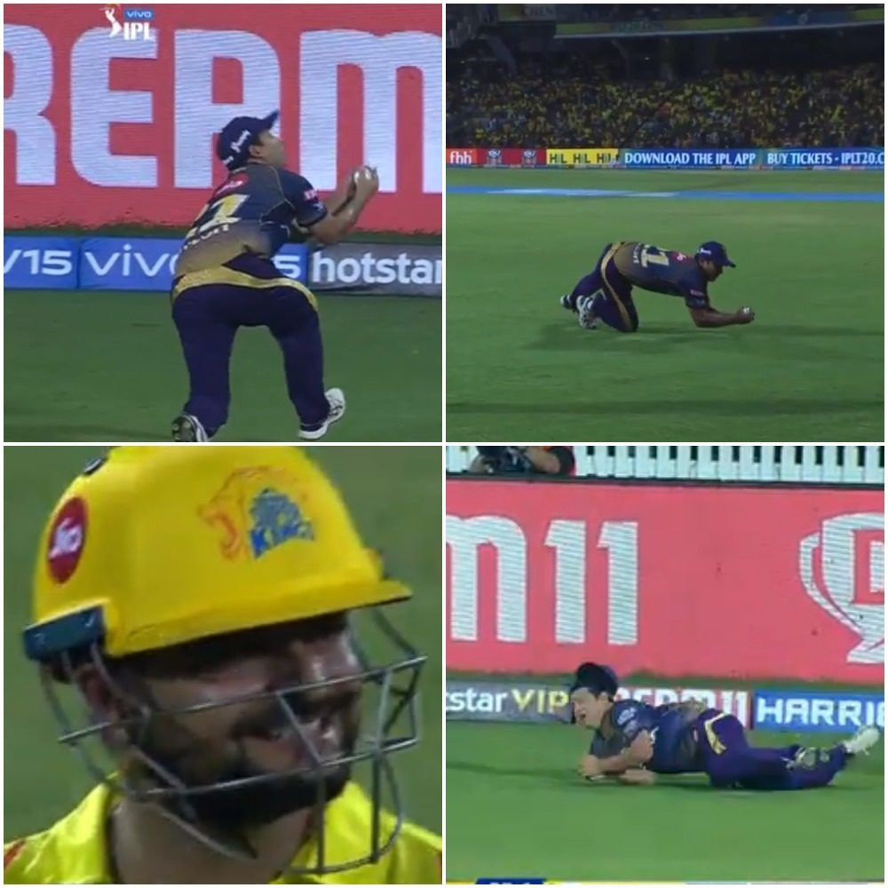 IPL 2019 वीडियो: 4.6 ओवर में पीयूष चावला ने लिया इस आईपीएल का सर्वश्रेष्ठ कैच, सुरेश रैना ने भी की तारीफ़ 29