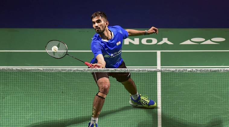 Badminton: Hare Pranoy in the first round of Malaysia Open
